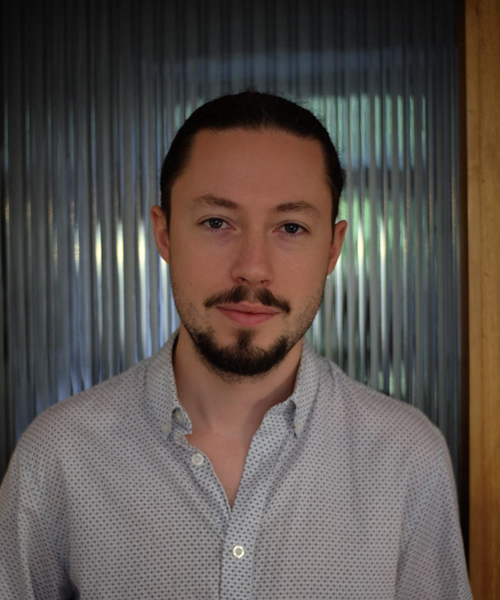 Portrait of Sebastian Hofer